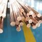 生产T2紫铜棒 直线度好紫铜切割 8-10-12冷拔光亮无氧紫铜杆 镀锡紫铜丝厂家